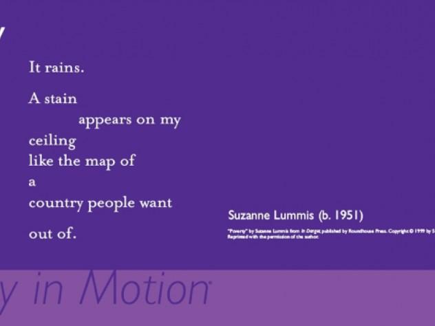 <i>Poverty</i> by Suzanne Lummis