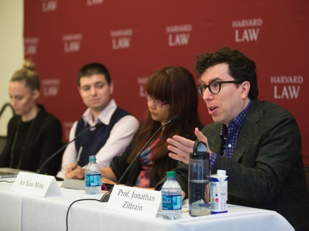 Harvard Law School and the Berkman Klein Center for Internet & Society at Harvard convene a panel to discuss the phenomenon of fake news and the role of law to mitigate its impact.