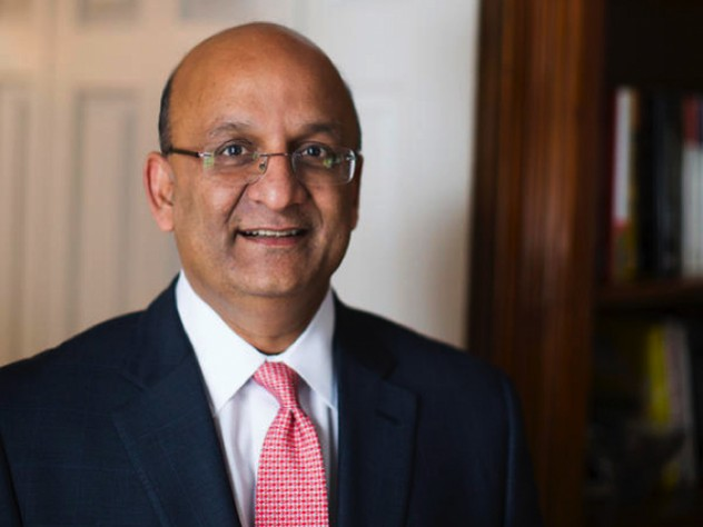 Photograph of Nitin Nohria