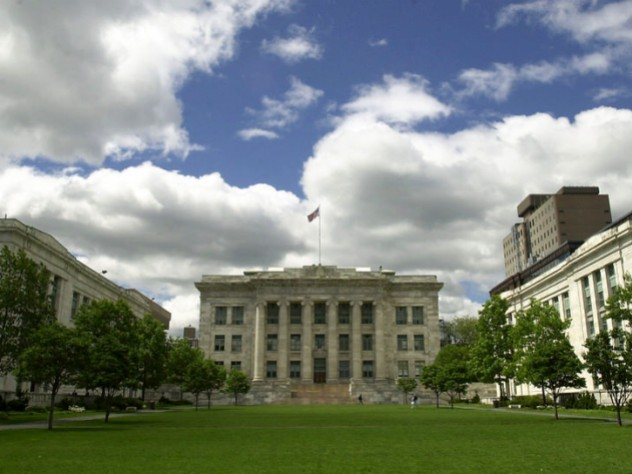 Harvard Medical School Quad