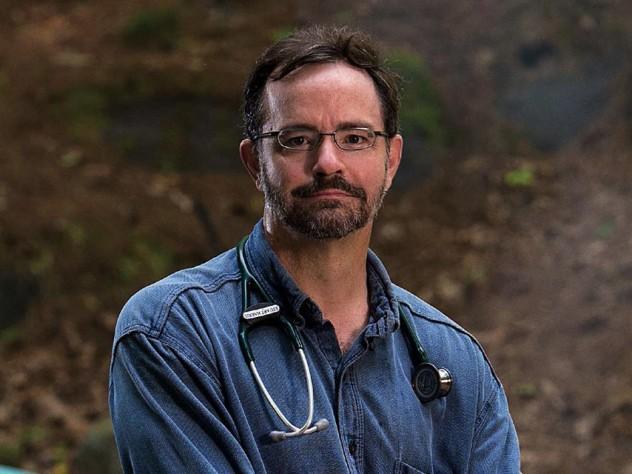 Photograph of Stuart Harris