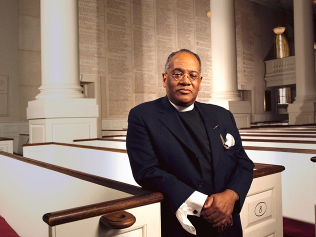 The Reverend Peter J. Gomes