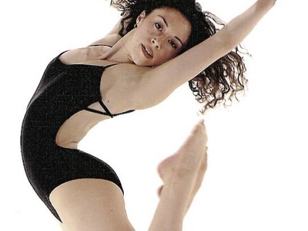Anna Pasternak leaps…