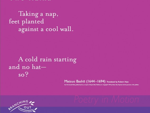 <i>Two Haiku</i> by Basho