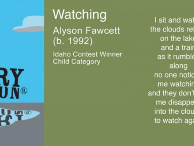 <i>Watching</i> by Alyson Fawcett