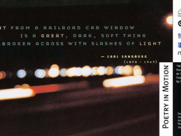 <i>Window</i> by Carl Sandburg