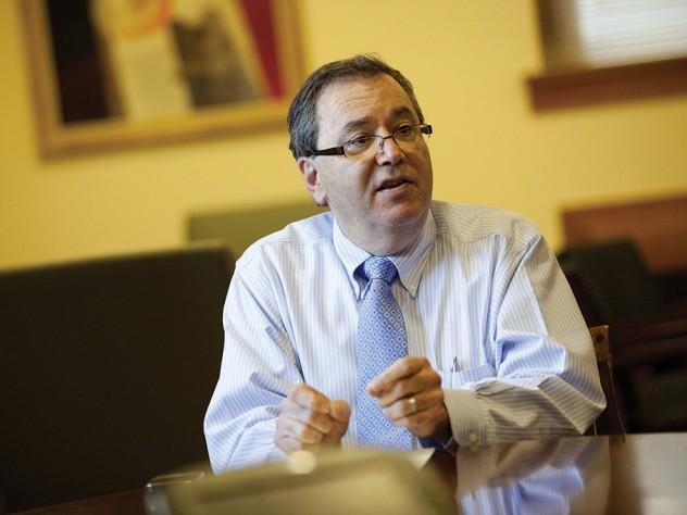 Dean of Harvard Medical School Jeffrey S. Flier