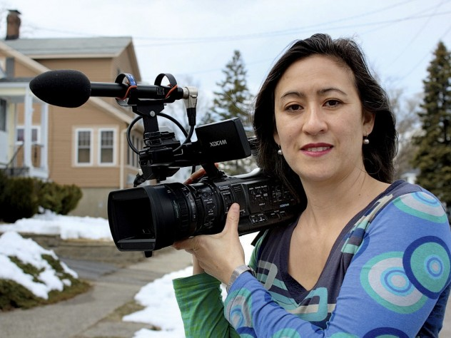 Boston-based filmmaker Julie Mallozzi '92