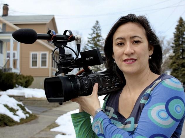 Boston-based filmmaker Julie Mallozzi '92