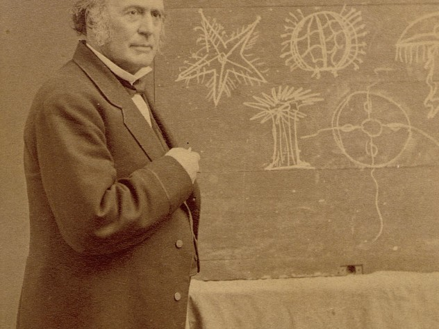 Distinguished couple: Professor Louis Agassiz, ever the scientist, ever the creationist, despite the evidence for Darwinian evolution, and Elizabeth (Cary) Agassiz, who emerges impressively from the last chapter of this new biography