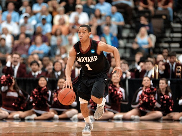 Next year's Harvard team, meanwhile, will be in the hands of his backcourt mate, All-Ivy point guard Siyani Chambers '16.