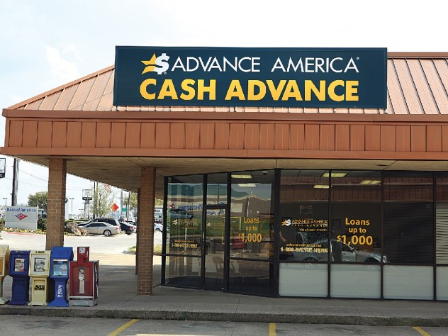 The payday-loan industry (Advance America has 2,400 branches) might be different if borrowers were nudged before their needs arose.