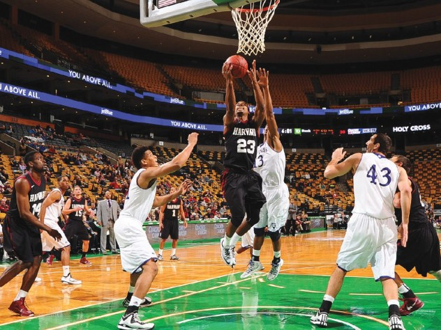 After an extraordinary collegiate career, Wesley Saunders '15 is seeking to join Jeremy Lin '10 in the NBA.