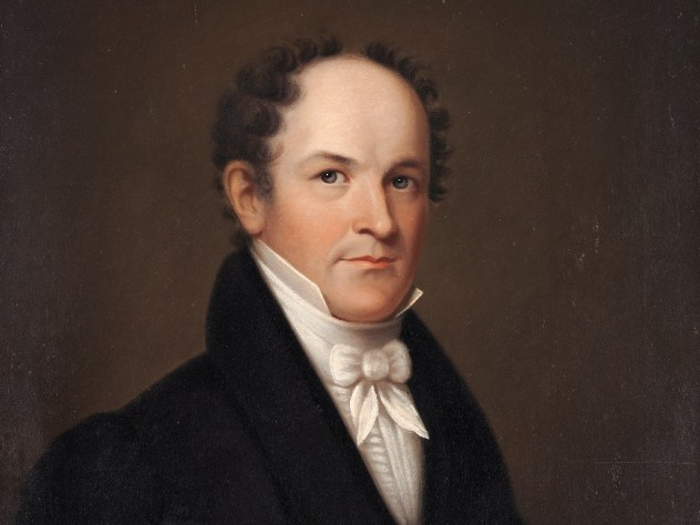 Nuttall during his time at Harvard (the circa 1828 portrait is attributed to J. Whitfield)