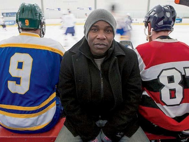"""Soul on Ice, Past, Present, and Future"" features hockey players of color."