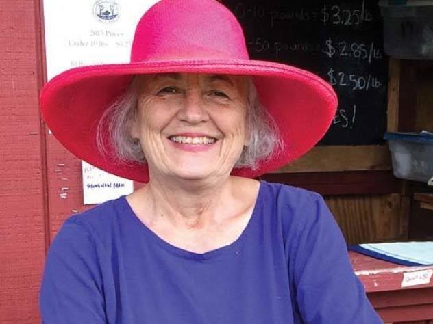 Portrait photograph of Leslie Tuttle
