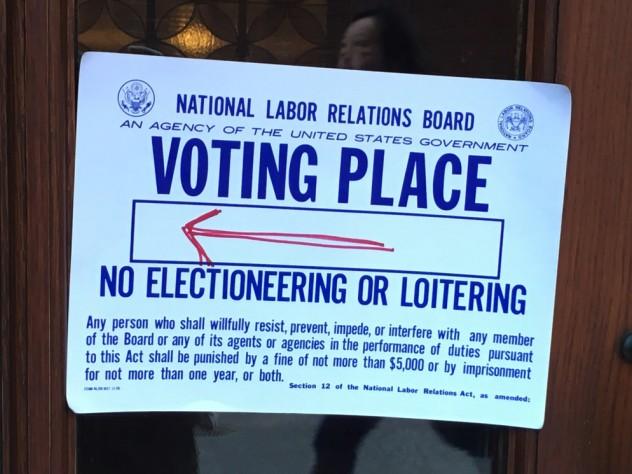 Graduate Students Vote to Unionize | Harvard Magazine