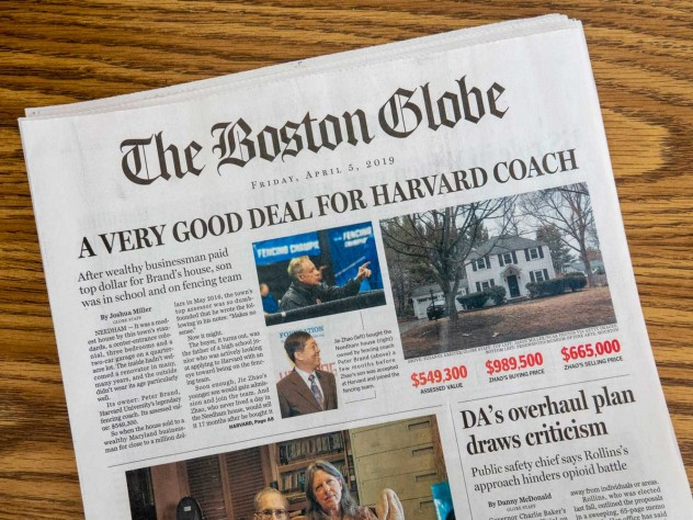 Harvard Fencing Coach Peter Brand's Real Estate Transactions