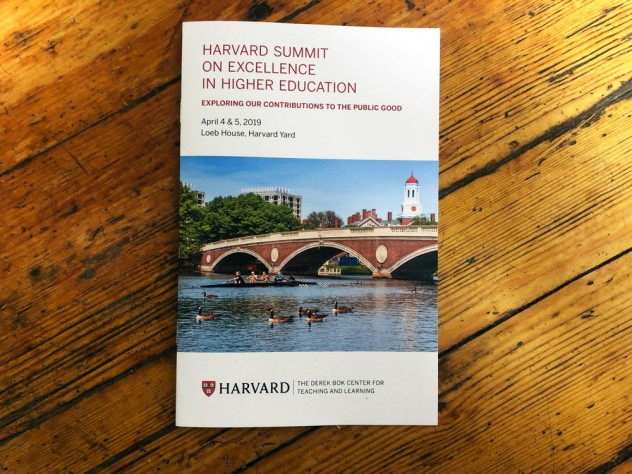 Diversifying Our Selective Colleges >> Harvard Summit On Higher Education And Public Good Harvard Magazine