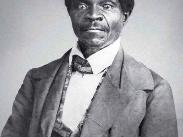 Photograph of Dred Scott