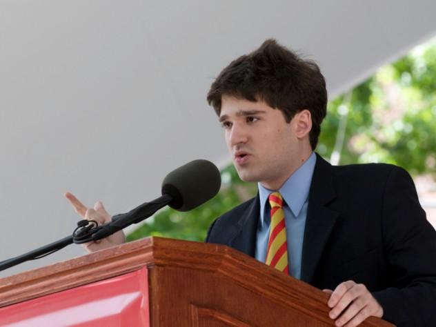Ivy Orator Scott Alan Levin-Gesundheit