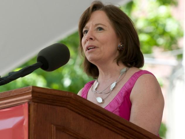 Harvard Alumni Association President-Elect Ellen Gordon-Reeves '83, Ed.M. '86