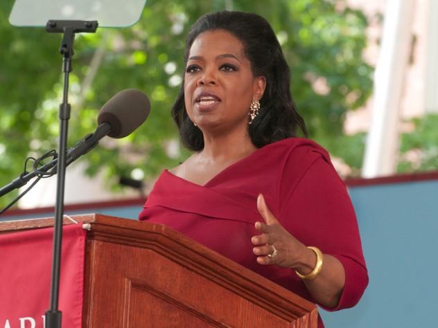 oprah winfrey an inspirational role model essay