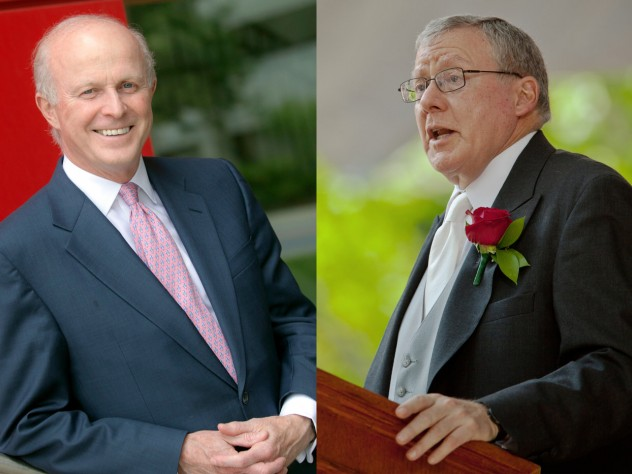 Paul J. Finnegan and James F. Rothenberg