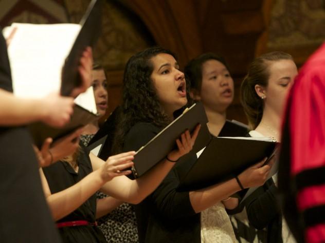 The Harvard-Radcliffe Collegium Musicum