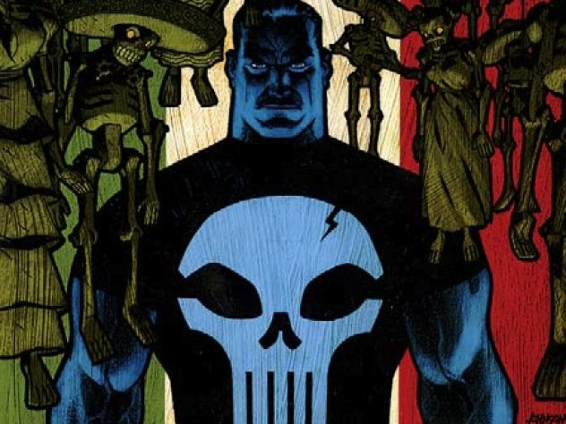 """""""The Punisher"""" is the classic comic-book antihero."""