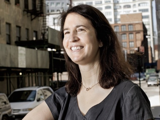 """From an office """"down under"""" in Brooklyn, Sara Horowitz helps freelancers cope."""