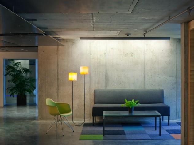 Modern furnishings suit new Kripalu residential addition