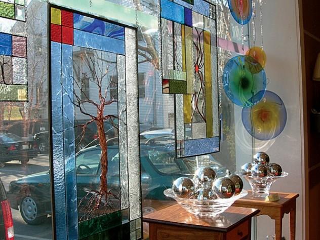 The Sharon Arts Fine Craft Gallery