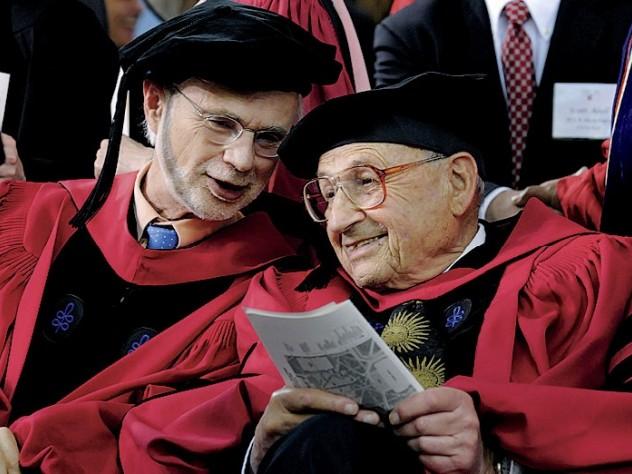 John Adams and Walter Kohn