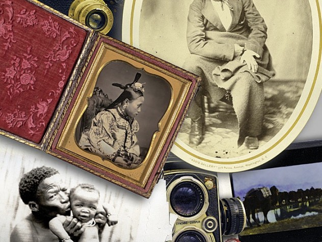 <i>From Daguerreotype to Digital: Anthropology and Photography, </i>at the Peabody Museum of Archaelogy and Ethnology