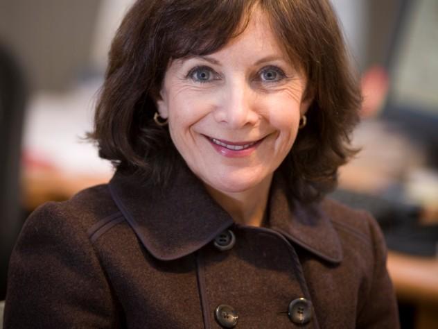 Diana Sorensen, dean of arts and humanities