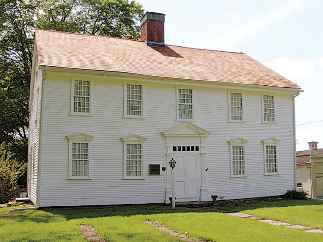 The Governor Jonathan Trumbull House