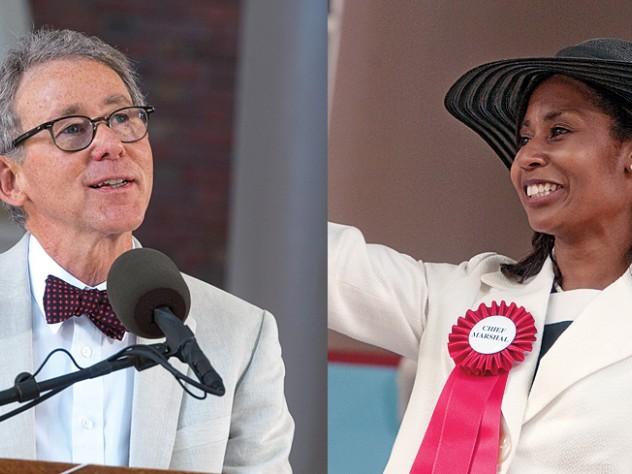Carl F. Mueller and Stephanie Wilson