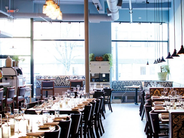 Puritan & Company offers a country-style respite from city life.