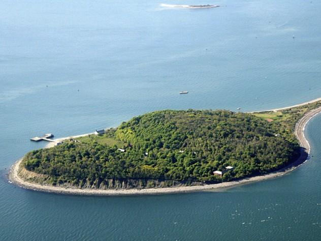 An island overview