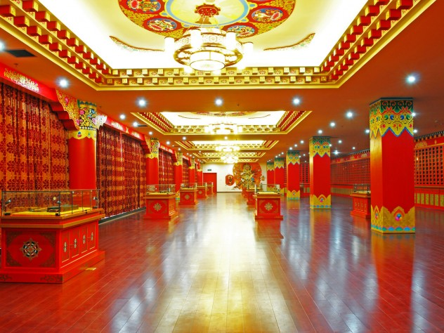 TBRC founder Gene Smith, who died in 2010, requested that his private collection of Tibetan texts be returned to the Tibetan people. A library bearing Smith's name opened last fall at the Southwest University of Nationalities in Chengdu, China, an area with a significant Tibetan population.