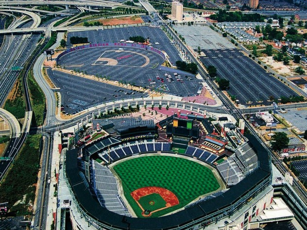 Atlanta's Turner Field, built for the 1996 Olympics, is already being replaced by a new suburban baseball park.