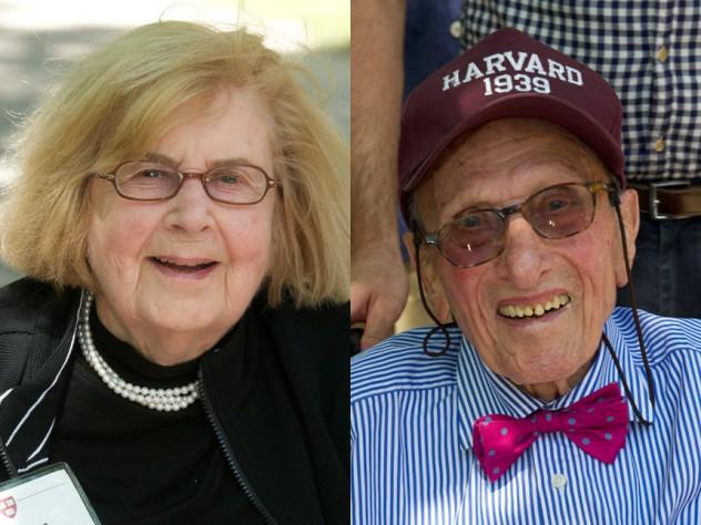 Evelyn Richmond and Robert F. Rothschild