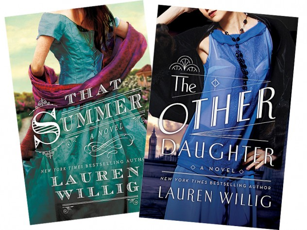 Two of her stand-alone works of historical fiction: <i>That Summer</i> (2014) and <i>The Other Daughter </i>(2015).
