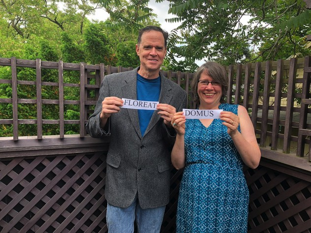 Kevin Madigan and Stephanie Paulsell