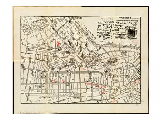 Guide to Boston, ca. 1895