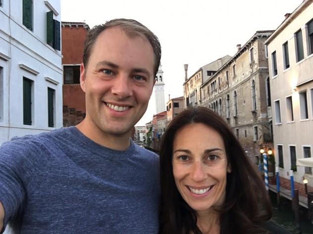 David Deming and Janine Santimauro