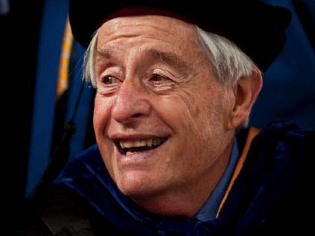 Portrait photograph of Sidney Verba
