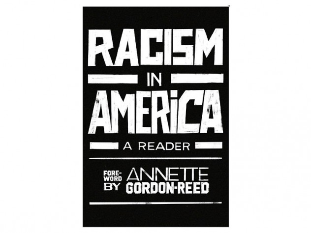 Book cover for Racism in America, a Reader