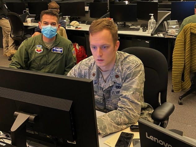Military coordinating covid-19 response